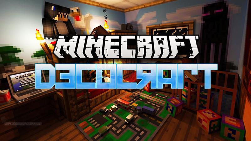 DECOCRAFT 2 ДЛЯ MINECRAFT 1.7.10