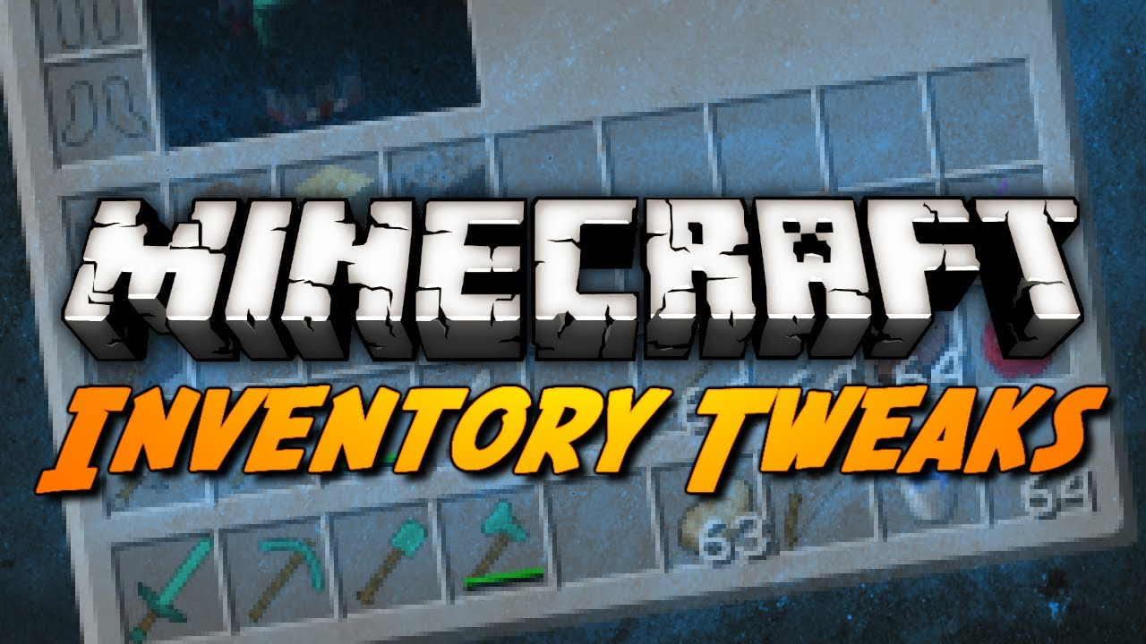 скачать мод inventory tweaks для minecraft 1.7.10 бесплатно