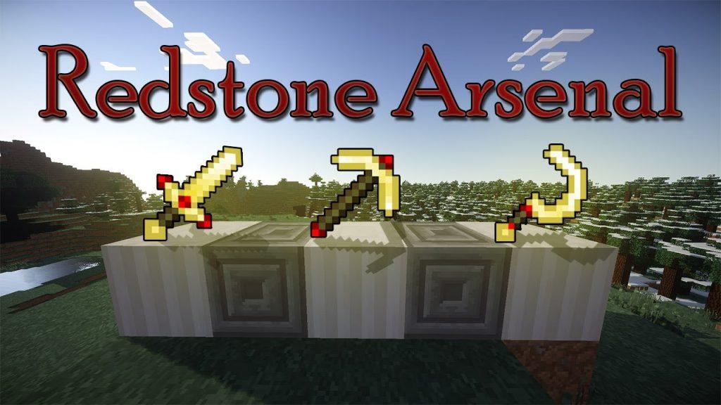 Мод blood arsenal для minecraft 1.7.10